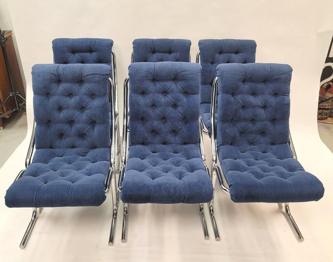 Set of 6 Dining Chairs by Daystrom