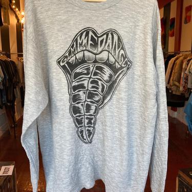 Gimme Danger thermal shirt XL by GimmeDangerLA