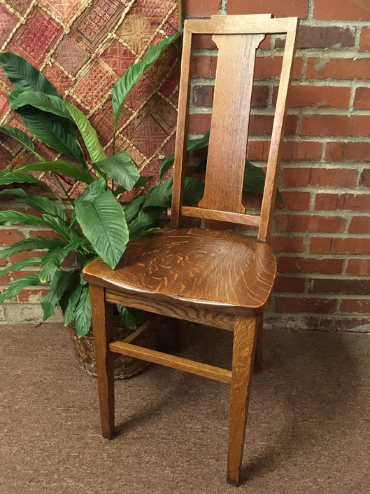 Circa 1910 Craftsman Side Chair