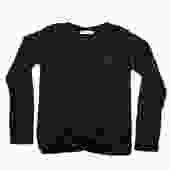 Boucle Overshirt - Black