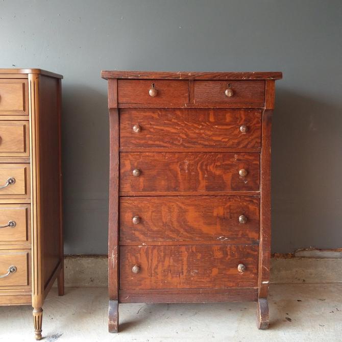 #459:  Empire Petite Dresser