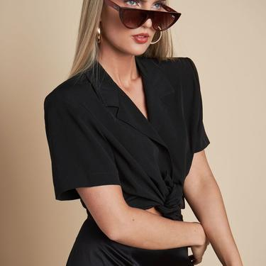 Power Moves Blouse