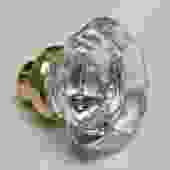 Octagon Crystal Doorknob