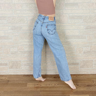Levi's 550 Faded and Worn Jeans / Size 27 by NoteworthyGarments