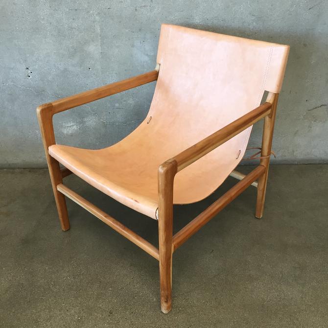 Leather San Rafael Chair