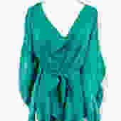 haute hippie Size S Green Short Sleeve Top