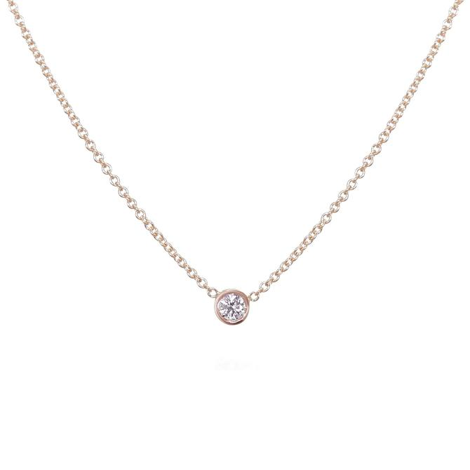 Mae Diamond Necklace
