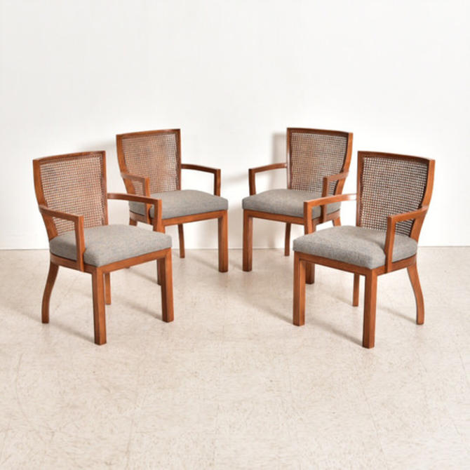 Vintage Restored Chairs with Canining
