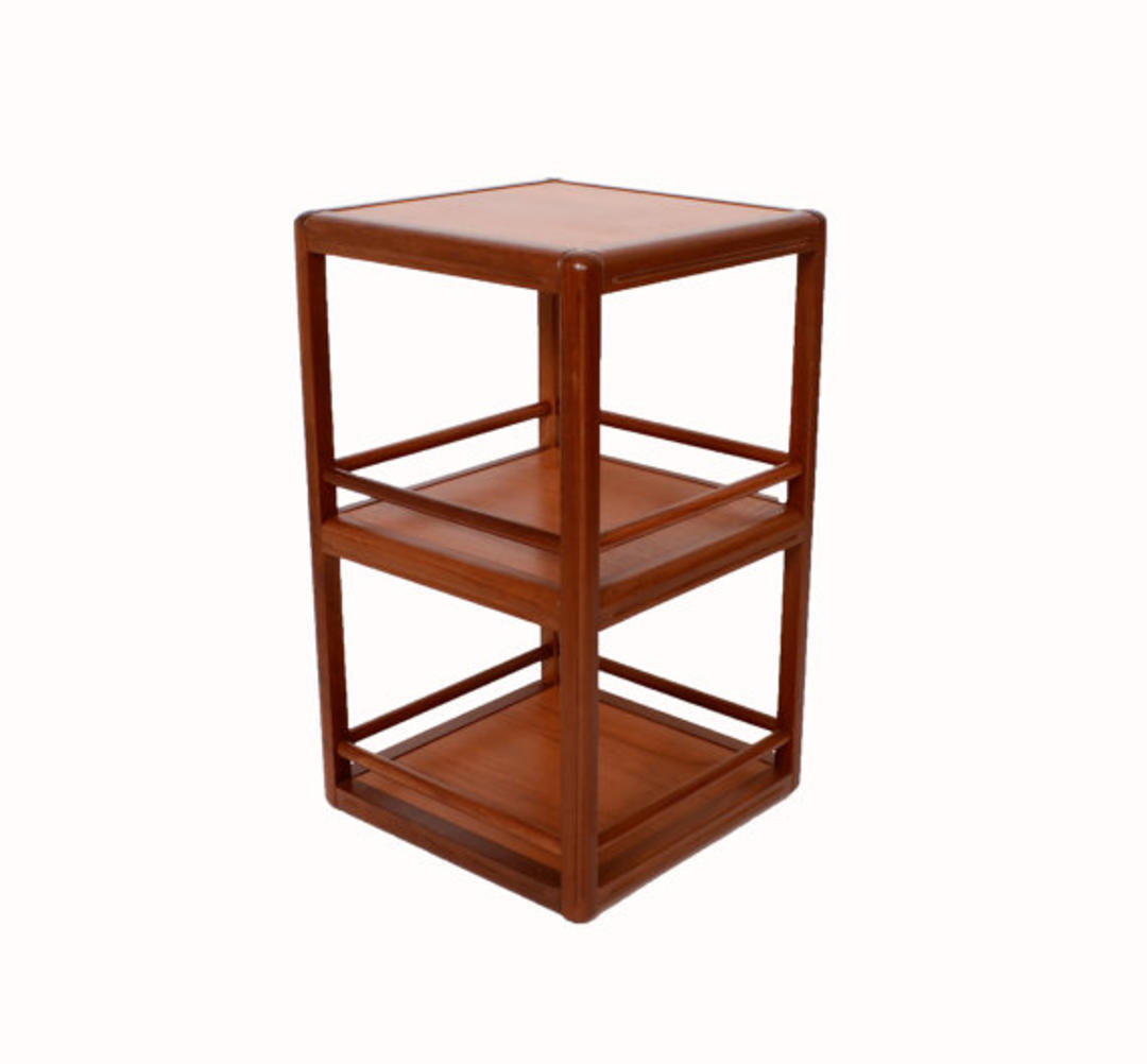 teak bookcase revolving bookcase bibliotheque danish modern 70s by hearthsidehome from. Black Bedroom Furniture Sets. Home Design Ideas