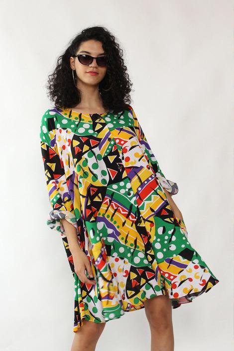Vivi Viva Tent Dress M-XL