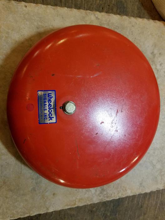 10in diameter bell