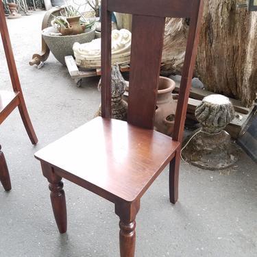 Really Nice Tropical Hardwood Chair