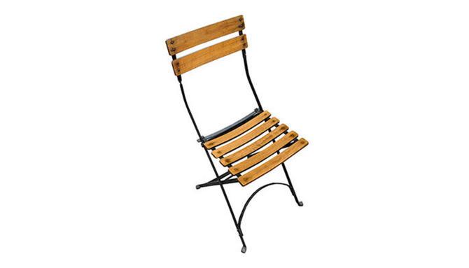 Rustic Folding Chair