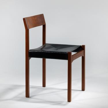 André Monpoix Set of 6 Chairs