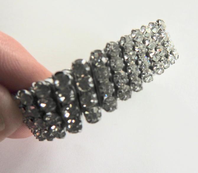 Rhinestone Expansion Bracelet by LegendaryBeast