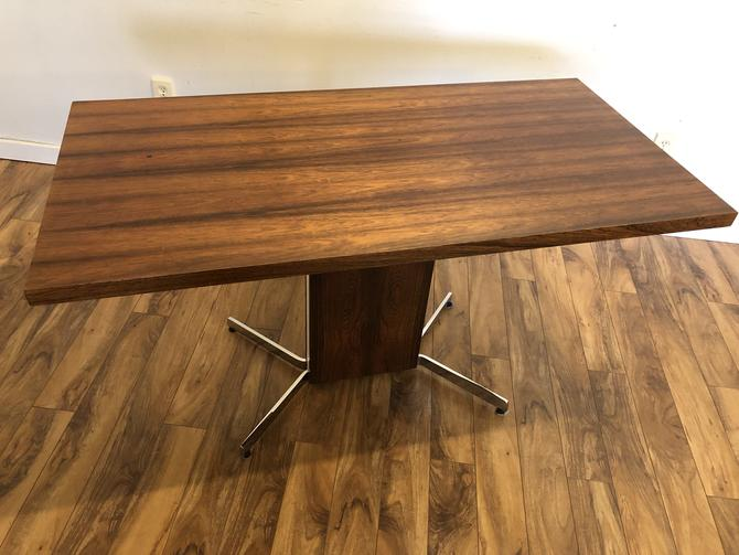 Mid Century Rosewood Desk / Table