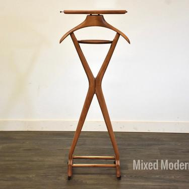 Italian Gentleman's Valet Stand by Fratelli Reguitti by mixedmodern1