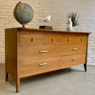 Mid Century Modern Credenza / Dresser by John Van Koert for Drexel Profile by CIRCA60
