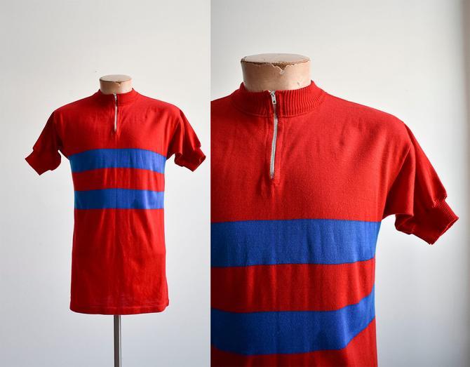 Vintage Lambertini Cycling Shirt by milkandice