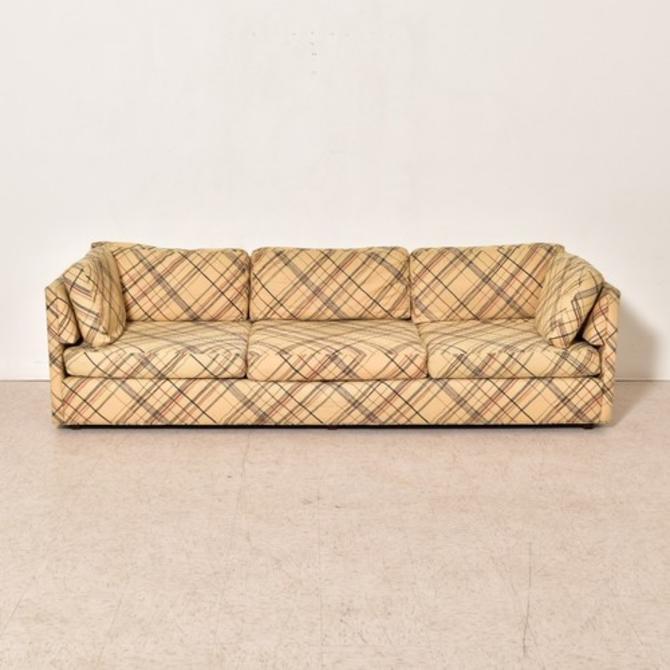 Vintage 1960's Mid Century Sofa