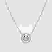 Diamond Eye Necklace