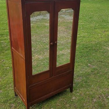 Double Door Wardrobe, $163.