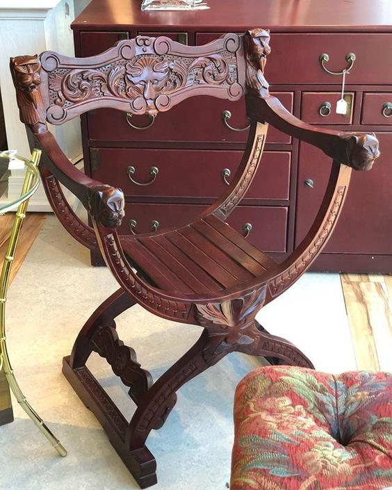 Gorgeous chair! Only $90!