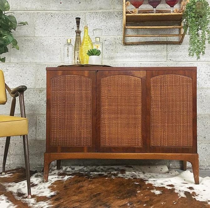 LOCAL PICKUP ONLY-----------Vintage Credenza by RetrospectVintage215