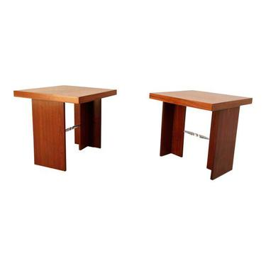 Danish Mid Century Coffee Tables - A Pair.