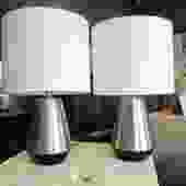 PAIR OF SMALL ACCENT LAMPS PRICED SEPARATELY