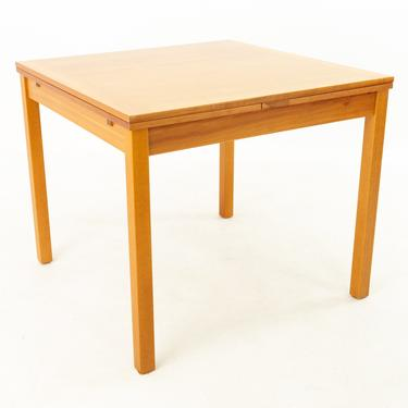 Ansager Mobler Mid Century Square Expanding Hidden Leaf Dining Table - mcm by ModernHill
