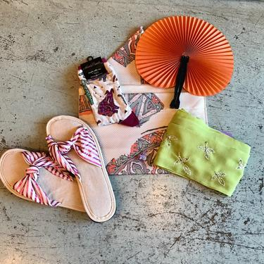 Gift Set #1--Upcycled Comfy-n-Glam