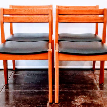 Jentique Dining Chairs   England