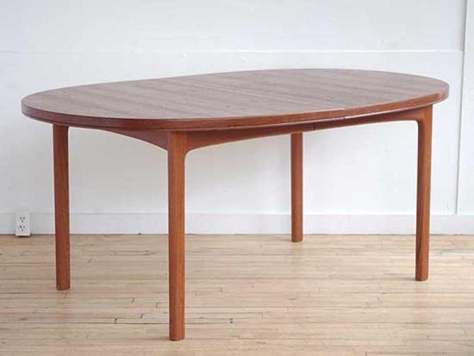 Folke Ohlsson Teak Dining Table