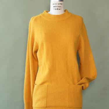 Marigold Soft Tunic Sweater XS/S