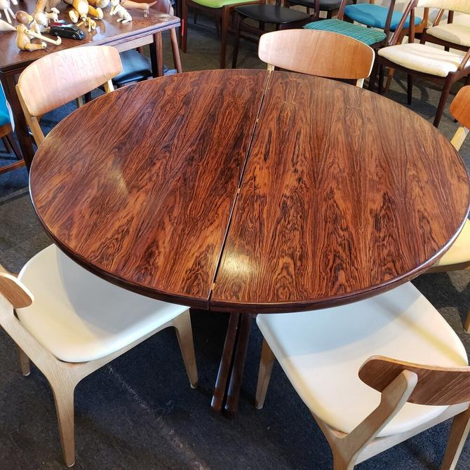 New Arrival: Rosewood table with Two Leaves - To Be Restored Shortly