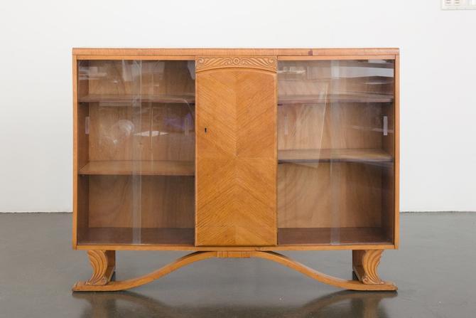 Art Deco Cabinet by HomesteadSeattle