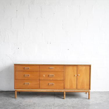 Drexel Nine Drawer Dresser