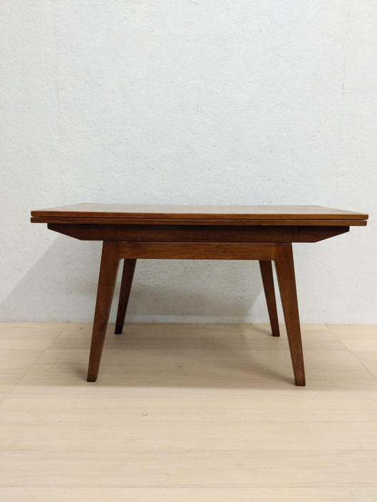 Vintage Danish Modern Expanding Coffee Table by FarOutFindsNYC