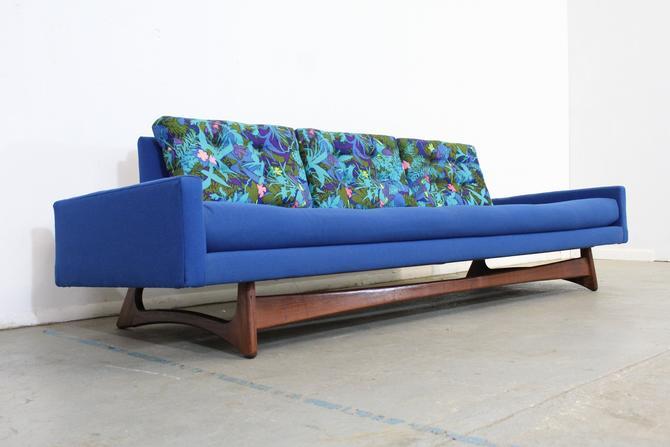 Mid-Century Modern Adrian Pearsall Craft Associates Sofa 2408 by AnnexMarketplace