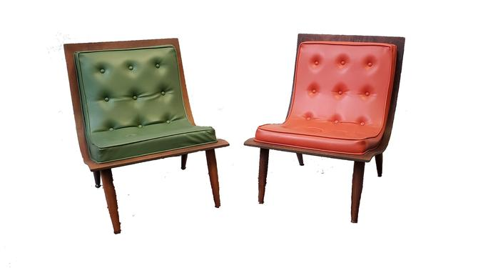 Carter Brothers Scoop Chair