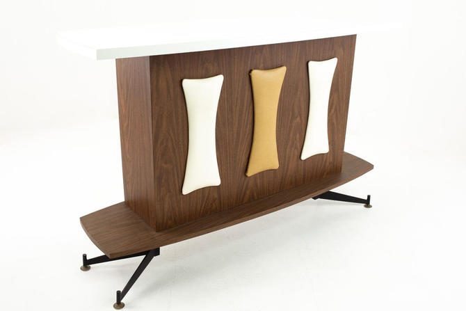 Private Listing For M. Patrick Mid Century Stand Up Bar 1 of 3 by ModernHill