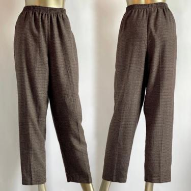 High Waist Comfy 80's Pants fits M - L by BeggarsBanquet