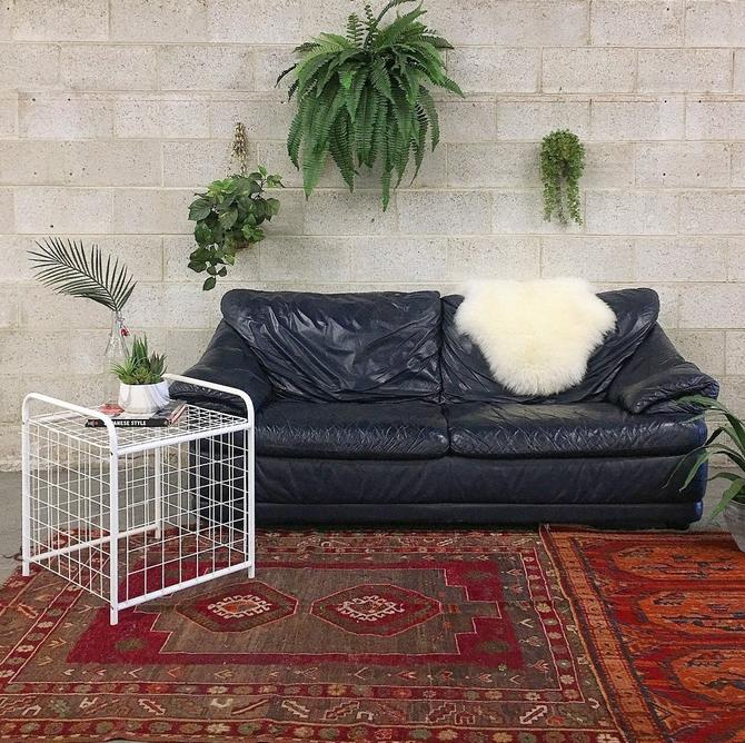 LOCAL PICKUP ONLY ------------- Vintage Couch by RetrospectVintage215