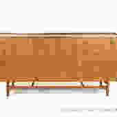Walnut Heritage Book Matched Grain Dresser