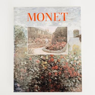 MONET <BR> COFFEE TABLE BOOK