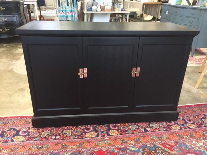 Gentry- Black Buffet/Server/Dresser by StylishPatina