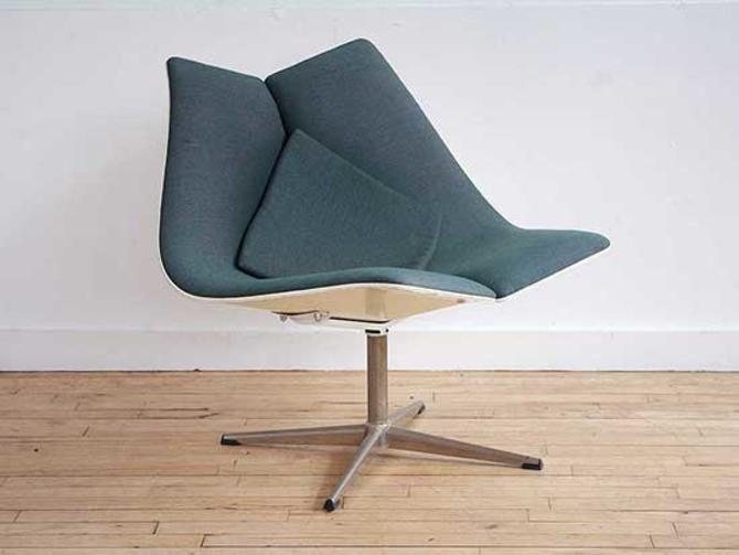 Tulip Swivel Lounge Chair