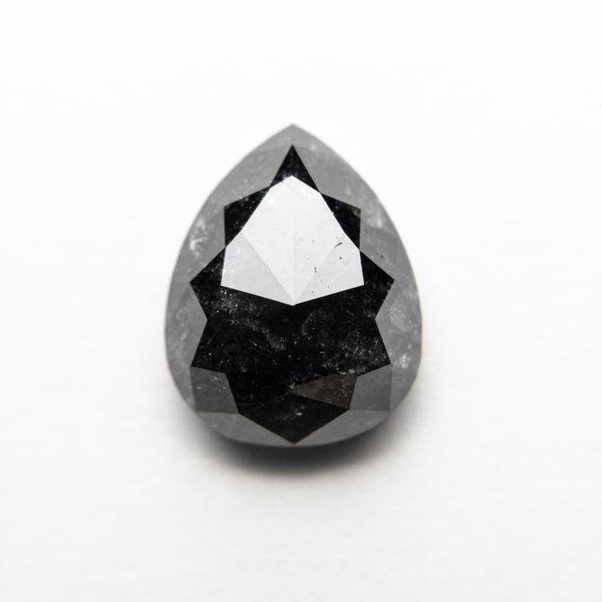 2.73ct Pear Double Cut Diamond
