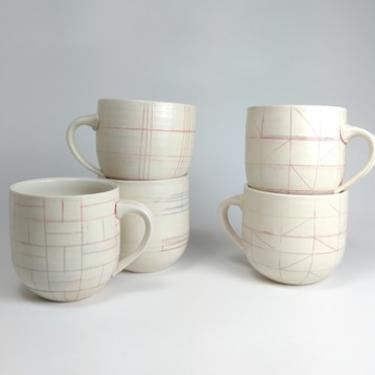 Rainbow Pattern Ware Mug